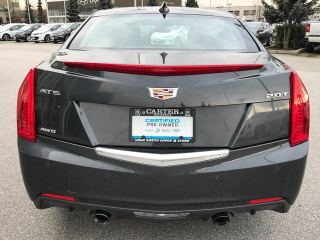 2018 Cadillac ATS 2.0L Turbo Luxury (Stk: 971800) in North Vancouver - Image 14 of 26