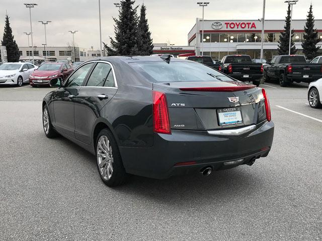 2018 Cadillac ATS 2.0L Turbo Luxury (Stk: 971800) in North Vancouver - Image 6 of 26