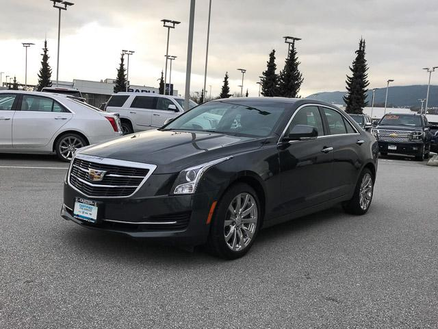 2018 Cadillac ATS 2.0L Turbo Luxury (Stk: 971800) in North Vancouver - Image 8 of 26