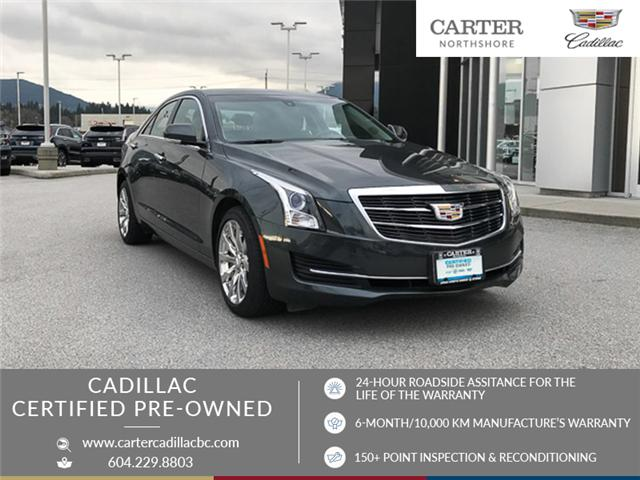 2018 Cadillac ATS 2.0L Turbo Luxury (Stk: 971800) in North Vancouver - Image 1 of 26