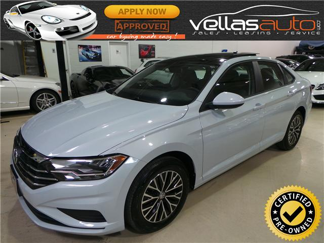 2019 Volkswagen Jetta 1.4 TSI Highline (Stk: NP9471) in Vaughan - Image 1 of 25