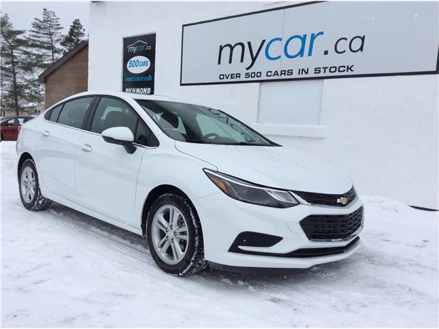 2018 Chevrolet Cruze LT Auto (Stk: 190075) in Richmond - Image 1 of 15