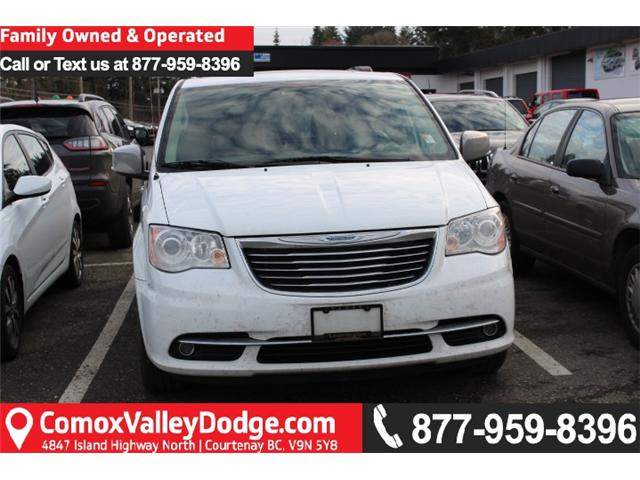 2015 Chrysler Town & Country Limited (Stk: R605511A) in Courtenay - Image 1 of 2