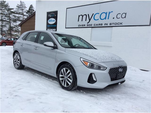 2018 Hyundai Elantra GT GL (Stk: 190074) in North Bay - Image 1 of 17