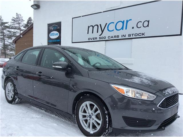 2015 Ford Focus SE (Stk: 190069) in Kingston - Image 1 of 17