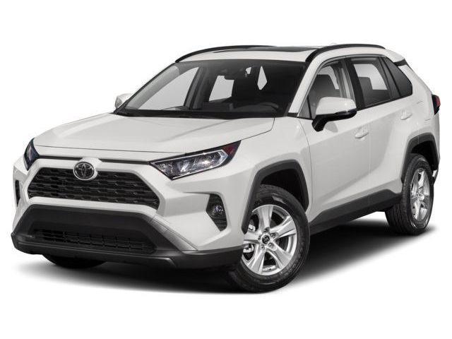 2019 Toyota RAV4 LE (Stk: 19150) in Brandon - Image 1 of 9