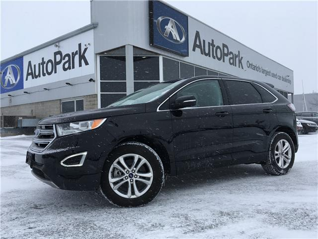 2017 Ford Edge SEL (Stk: 17-99322RMB) in Barrie - Image 1 of 29