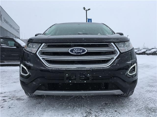 2017 Ford Edge SEL (Stk: 17-99322RMB) in Barrie - Image 2 of 29