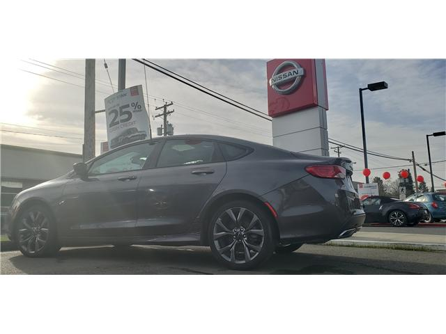 2015 Chrysler 200 S (Stk: 8M8031A) in Duncan - Image 2 of 3