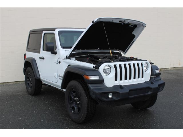 2018 Jeep Wrangler Sport (Stk: W161964) in Courtenay - Image 29 of 30