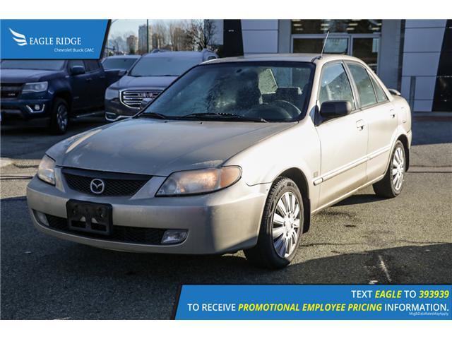 2001 Mazda Protege ES (Stk: 019556) in Coquitlam - Image 1 of 4