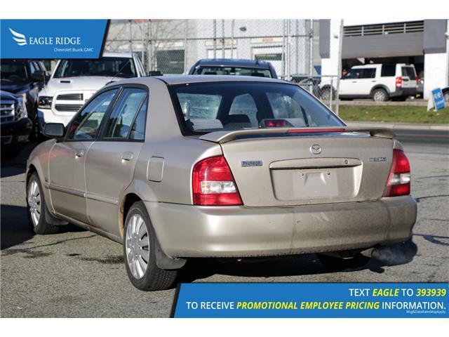 2001 Mazda Protege ES (Stk: 019556) in Coquitlam - Image 2 of 4