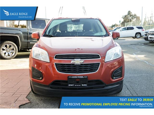 2015 Chevrolet Trax LS (Stk: 159636) in Coquitlam - Image 2 of 14