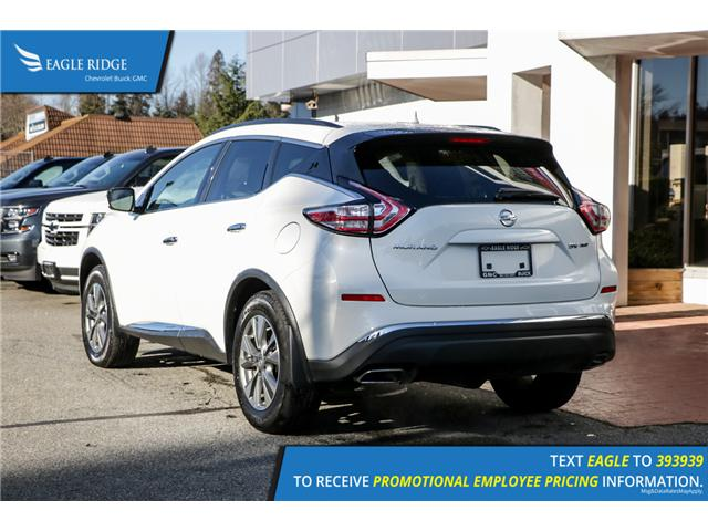 2018 Nissan Murano SV (Stk: 189369) in Coquitlam - Image 4 of 17
