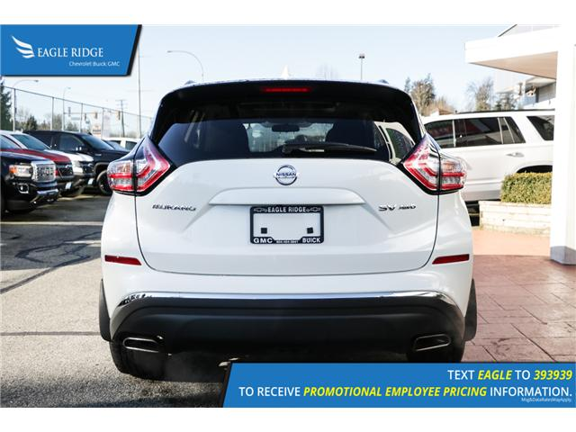 2018 Nissan Murano SV (Stk: 189369) in Coquitlam - Image 5 of 17