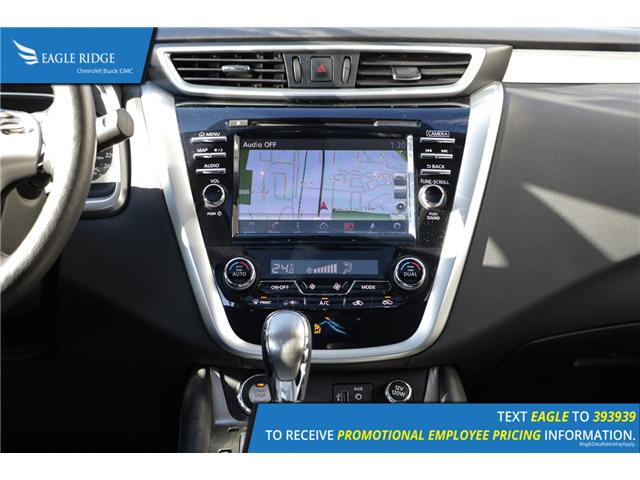 2018 Nissan Murano SV (Stk: 189369) in Coquitlam - Image 10 of 17
