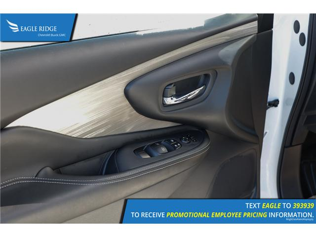2018 Nissan Murano SV (Stk: 189369) in Coquitlam - Image 12 of 17