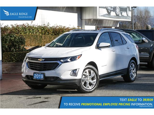 2019 Chevrolet Equinox LT (Stk: 94621A) in Coquitlam - Image 1 of 17