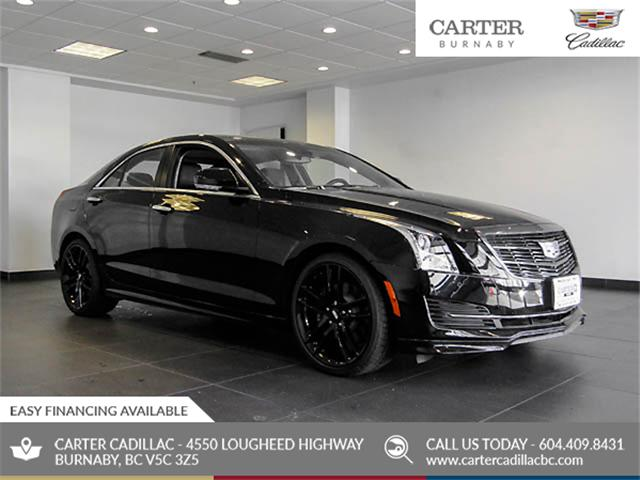 2018 Cadillac ATS 2.0L Turbo Luxury (Stk: C8-12820) in Burnaby - Image 1 of 24