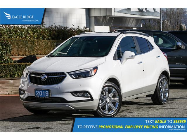 2019 Buick Encore Essence (Stk: 96602A) in Coquitlam - Image 1 of 17