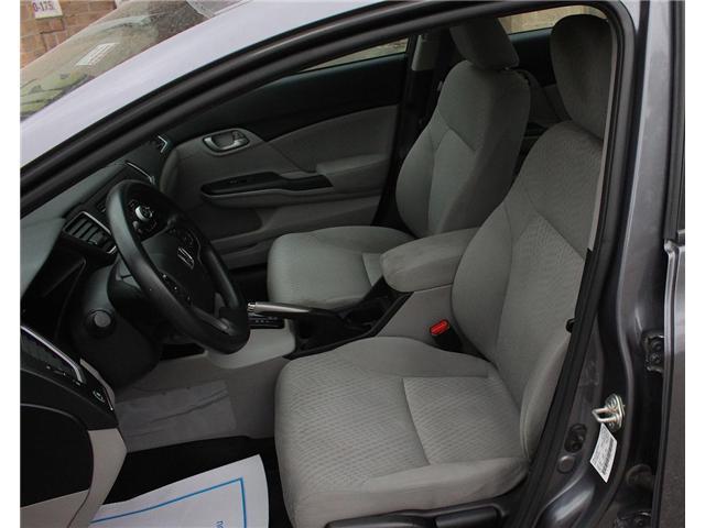 2014 Honda Civic LX (Stk: 031265) in Brampton - Image 7 of 11