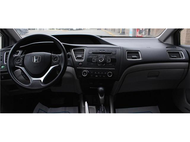 2014 Honda Civic LX (Stk: 031265) in Brampton - Image 9 of 11