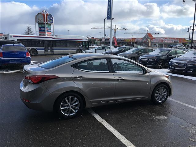 2014 Hyundai Elantra GLS (Stk: 14-85343) in Brampton - Image 5 of 27