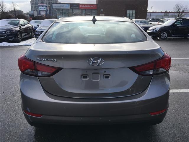 2014 Hyundai Elantra GLS (Stk: 14-85343) in Brampton - Image 6 of 27