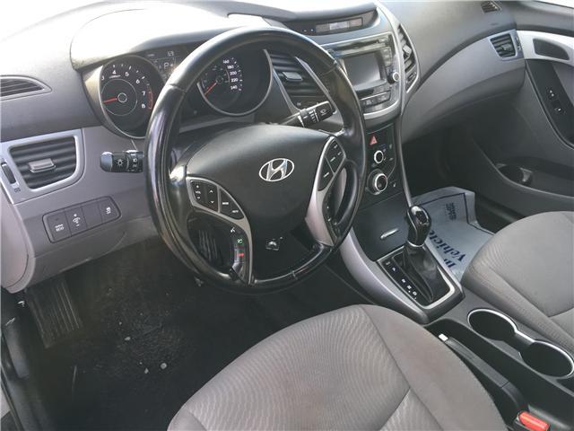 2014 Hyundai Elantra GLS (Stk: 14-85343) in Brampton - Image 16 of 27