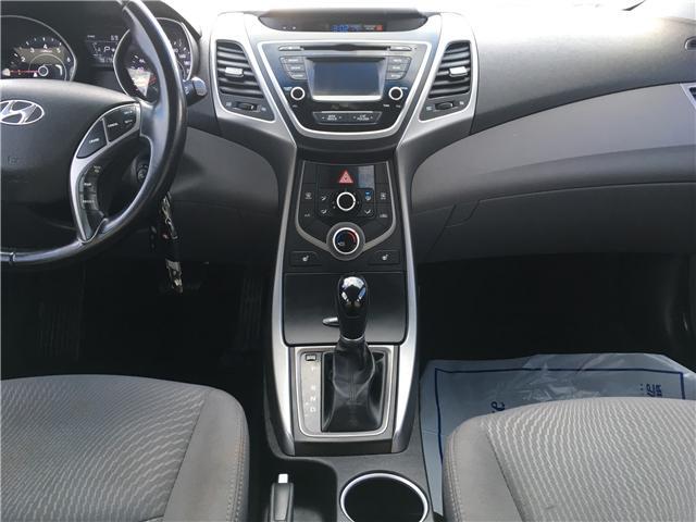 2014 Hyundai Elantra GLS (Stk: 14-85343) in Brampton - Image 20 of 27