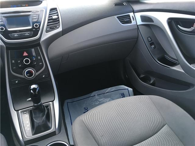 2014 Hyundai Elantra GLS (Stk: 14-85343) in Brampton - Image 21 of 27