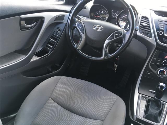 2014 Hyundai Elantra GLS (Stk: 14-85343) in Brampton - Image 22 of 27