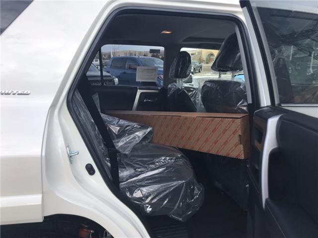 2019 Toyota 4Runner SR5 (Stk: 190133) in Cochrane - Image 13 of 17