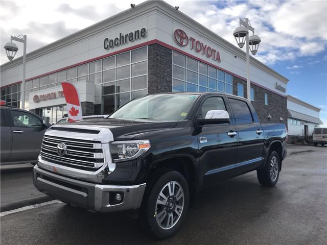 2019 Toyota Tundra 1794 Edition Package (Stk: 190136) in Cochrane - Image 1 of 27