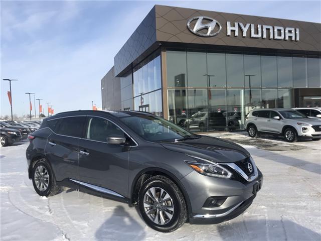 2018 Nissan Murano SV (Stk: H2334) in Saskatoon - Image 1 of 24