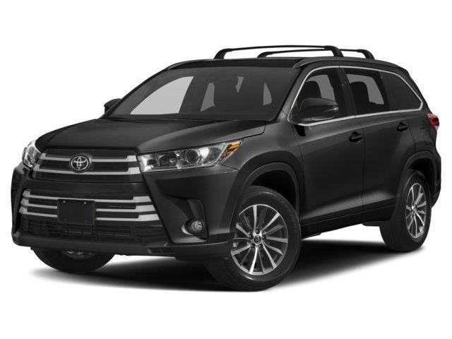 2019 Toyota Highlander XLE AWD SE Package (Stk: 190354) in Whitchurch-Stouffville - Image 1 of 9