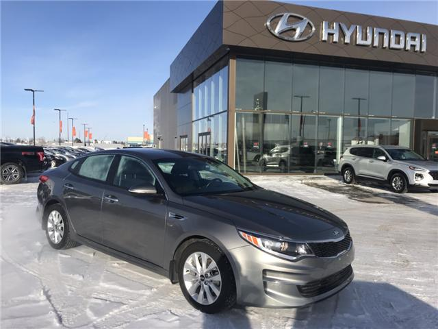2017 Kia Optima LX (Stk: H2324) in Saskatoon - Image 1 of 24