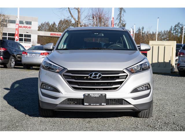 2016 Hyundai Tucson Premium 1.6 (Stk: AH8796) in Abbotsford - Image 2 of 28