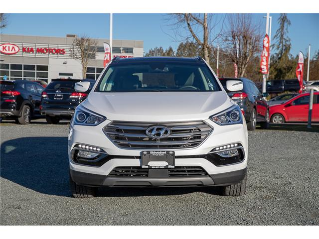 2018 Hyundai Santa Fe Sport 2.0T Ultimate (Stk: AH8797) in Abbotsford - Image 2 of 24