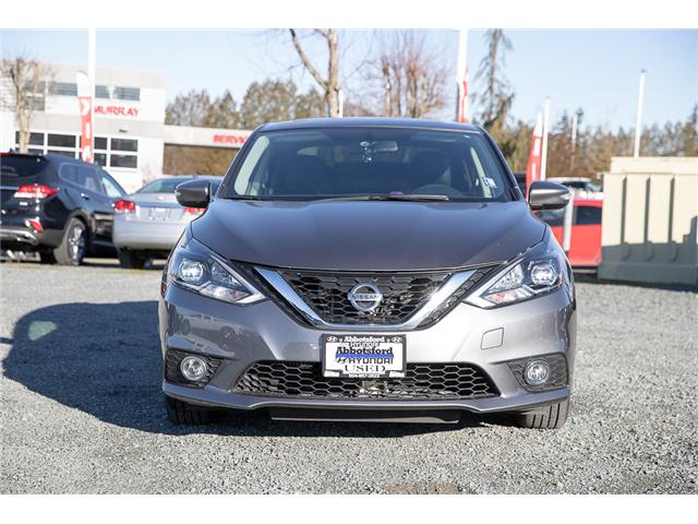 2017 Nissan Sentra 1.6 SR Turbo (Stk: KK022278A) in Abbotsford - Image 2 of 24