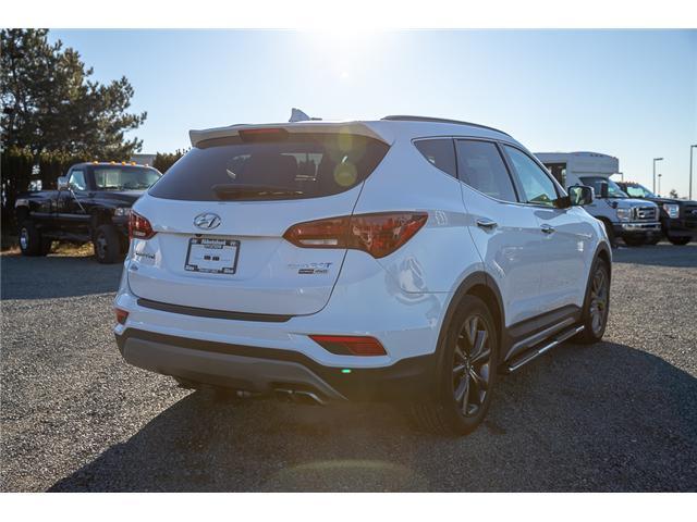 2018 Hyundai Santa Fe Sport 2.0T Ultimate (Stk: AH8797) in Abbotsford - Image 7 of 24