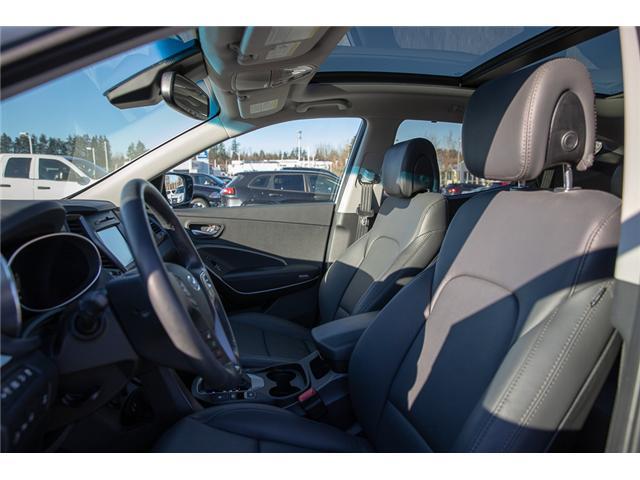 2018 Hyundai Santa Fe Sport 2.0T Ultimate (Stk: AH8797) in Abbotsford - Image 10 of 24