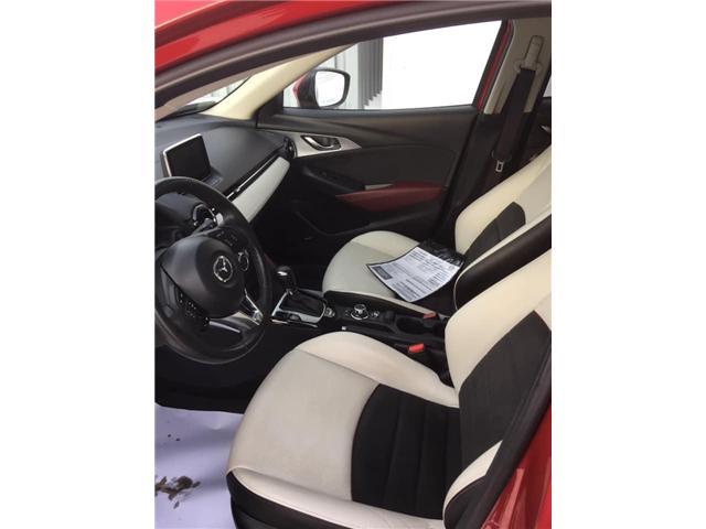 2017 Mazda CX-3 GT (Stk: 1215) in Alma - Image 8 of 19