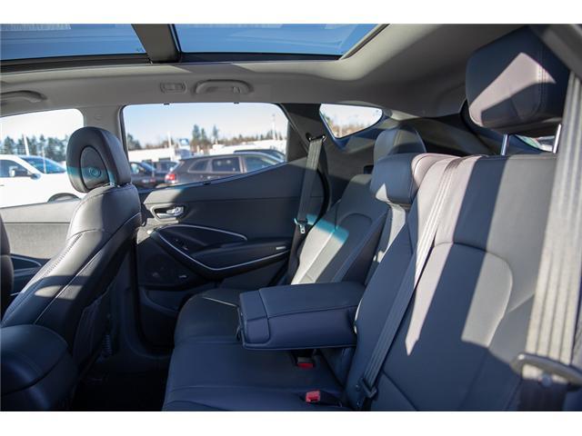 2018 Hyundai Santa Fe Sport 2.0T Ultimate (Stk: AH8797) in Abbotsford - Image 12 of 24