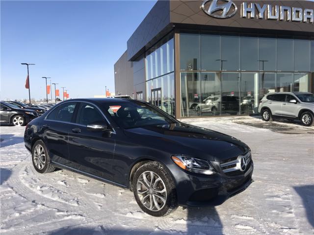 2015 Mercedes-Benz C-Class Base (Stk: H2342) in Saskatoon - Image 1 of 23