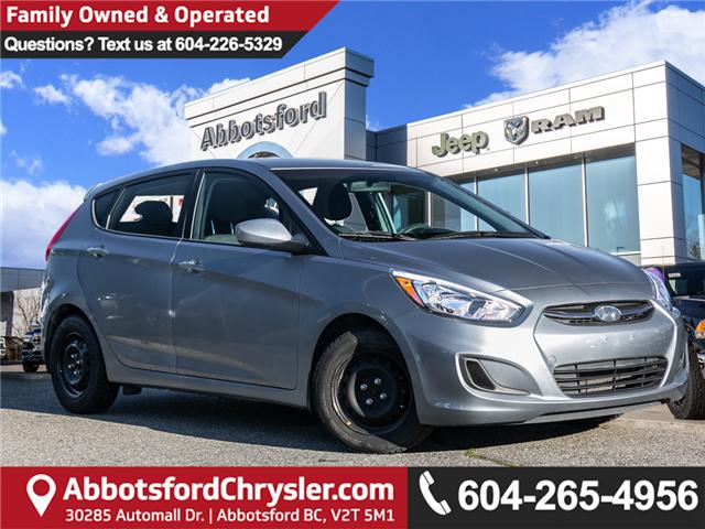 2017 Hyundai Accent GL (Stk: AG0760A) in Abbotsford - Image 1 of 21
