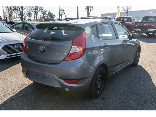 2017 Hyundai Accent GL (Stk: AG0760A) in Abbotsford - Image 7 of 21