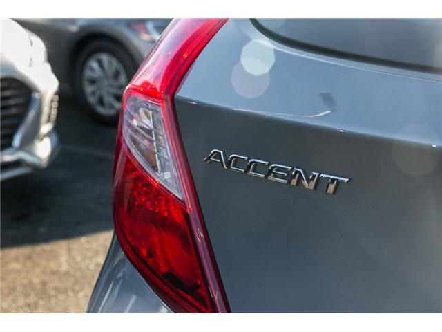 2017 Hyundai Accent GL (Stk: AG0760A) in Abbotsford - Image 11 of 21