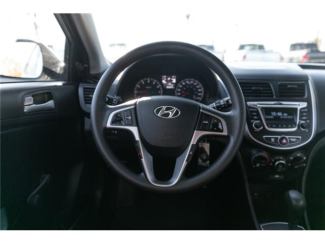 2017 Hyundai Accent GL (Stk: AG0760A) in Abbotsford - Image 15 of 21