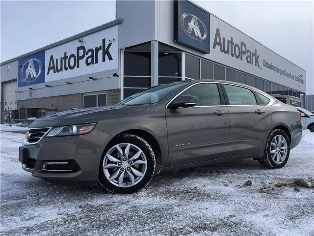 2018 Chevrolet Impala 1LT (Stk: 18-44991RMB) in Barrie - Image 1 of 30